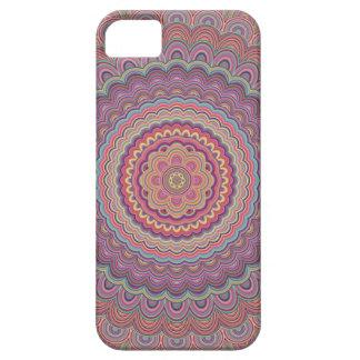 Hippie geometric mandala case for the iPhone 5