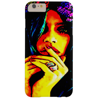 hippie girl cell phone case/cover barely there iPhone 6 plus case