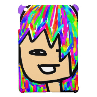 hippie girl collection iPad mini case