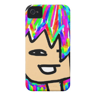 hippie girl collection iPhone 4 case