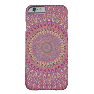 Hippie grid mandala barely there iPhone 6 case