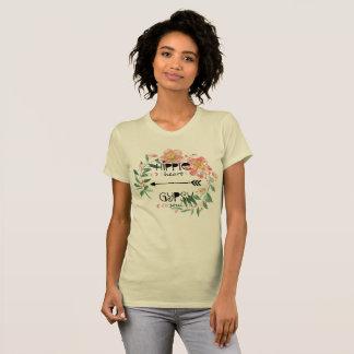 Hippie Heart Gypsy Soul T-Shirt