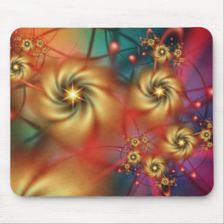 Hippie Heaven Mousepad -Show your true colors!