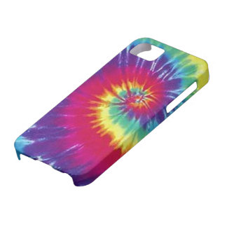 Hippie Heaven Tie Dyed iPhone 5 Cover