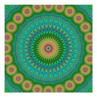 Hippie mandala