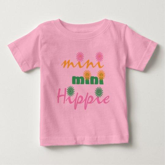Hippie mini mini hippie infant t shirt for Hippie t shirts australia