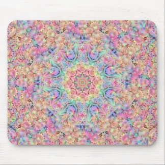Hippie Pattern Mousepad