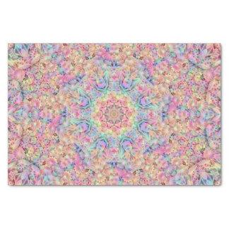Hippie Pattern Tissue Paper