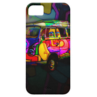Hippie van iPhone 5 covers