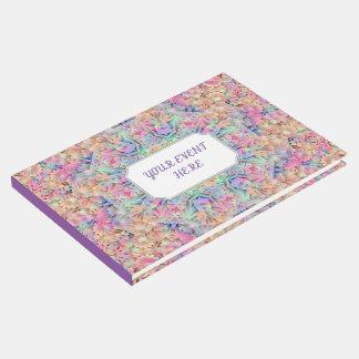 Hippie Vintage Kaleidoscope   Guestbook