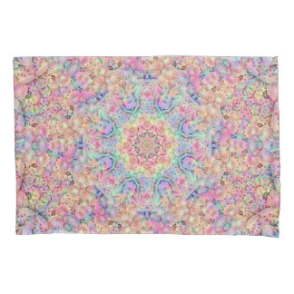 Hippie Vintage Kaleidoscope  Pillowcases