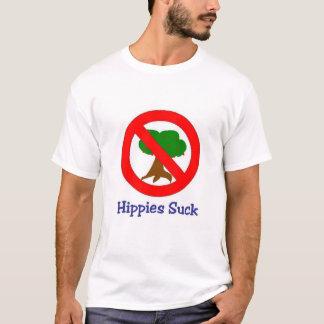 Hippies Suck T-Shirt