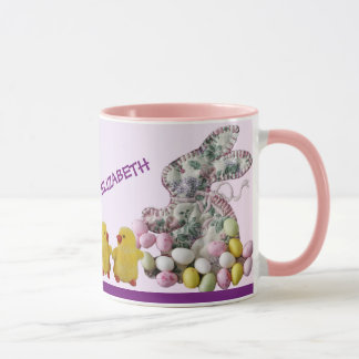 Hippity Hoppity Happy Easter Coffee Mug