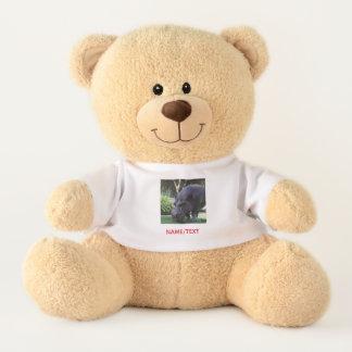 Hippo AJ17 Teddy Bear