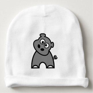 Hippo Baby Beanie Hat