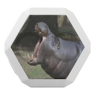 Hippo White Boombot Rex Bluetooth Speaker