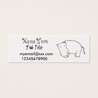 hippo business card