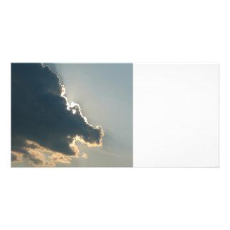 Hippo Cloud Photo Card