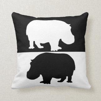 hippo cushion