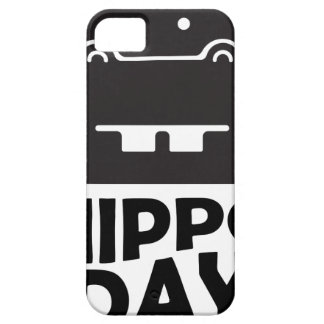 Hippo Day - 15th February Barely There iPhone 5 Case