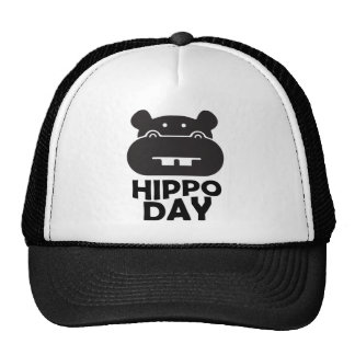 Hippo Day - 15th February Cap