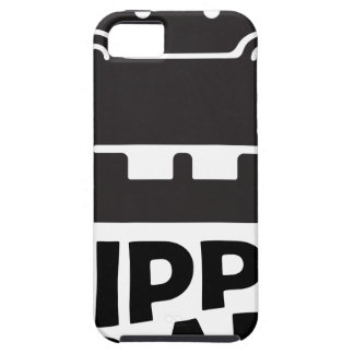 Hippo Day - 15th February Tough iPhone 5 Case