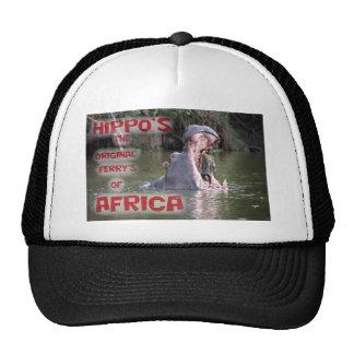 hippo ferry cap