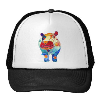 Hippo Mesh Hats
