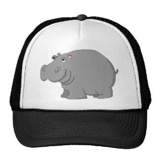 hippo mesh hat