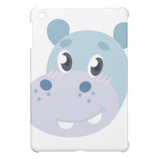 Hippo Head iPad Mini Covers
