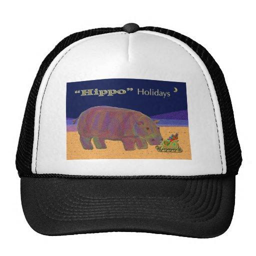 Hippo Holidays Hat