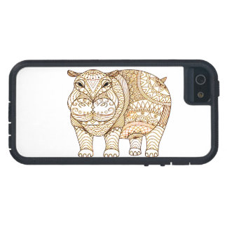 Hippo iPhone 5 Cases
