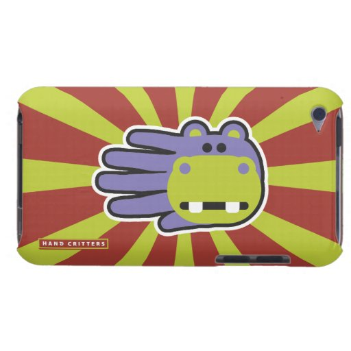 Hippo iPod Touch Barely There Case iPod Touch Cases