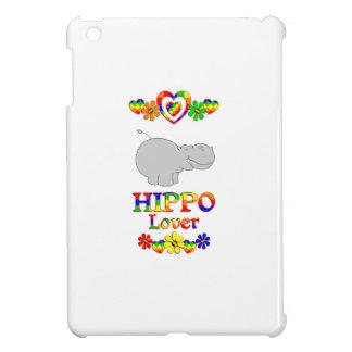 Hippo Lover Case For The iPad Mini
