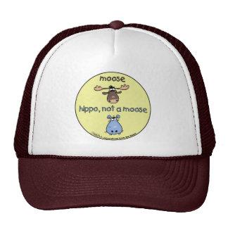 Hippo-not-a-moose! Cap