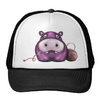 hippo products trucker hats
