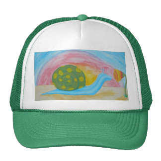 Hippo-Snail Hat
