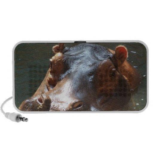 Hippo speaker
