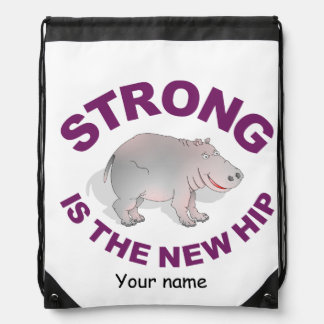 Hippo, Strong is the new hip Rucksacks