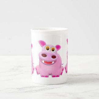 Hippo Tea Cup