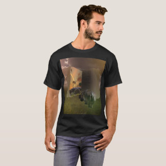 Hippo, The Untold Love Story, T-Shirt
