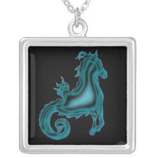 Hippocampus Chibi Necklace
