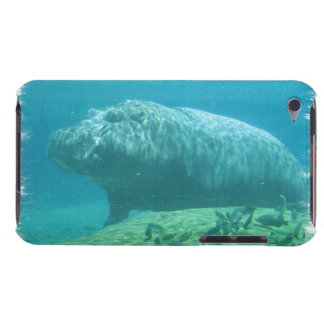 Hippopatumus Habitat iTouch Case Barely There iPod Cover