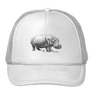 Hippopotamus Hat