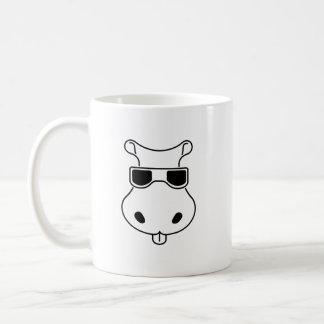 Hippopotamus Sunglasses Love Hippos Fiona Baby Coffee Mug