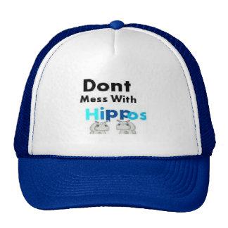 hippos mesh hat