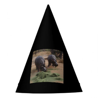 Hippos Party Hat