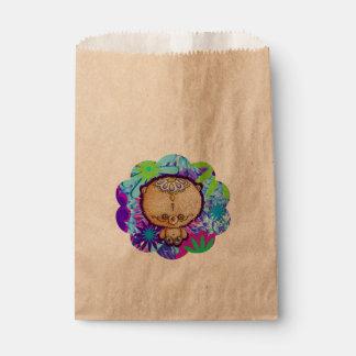 Hippy Bear Favour Bag