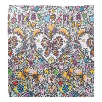 Hippy Butterfly Bandana