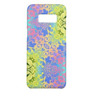 hippy chic mandala turquoise aqua bohemian Case-Mate samsung galaxy s8 case